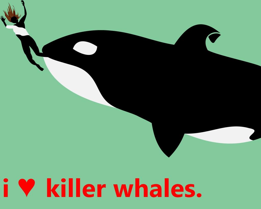 i heart killer whales.