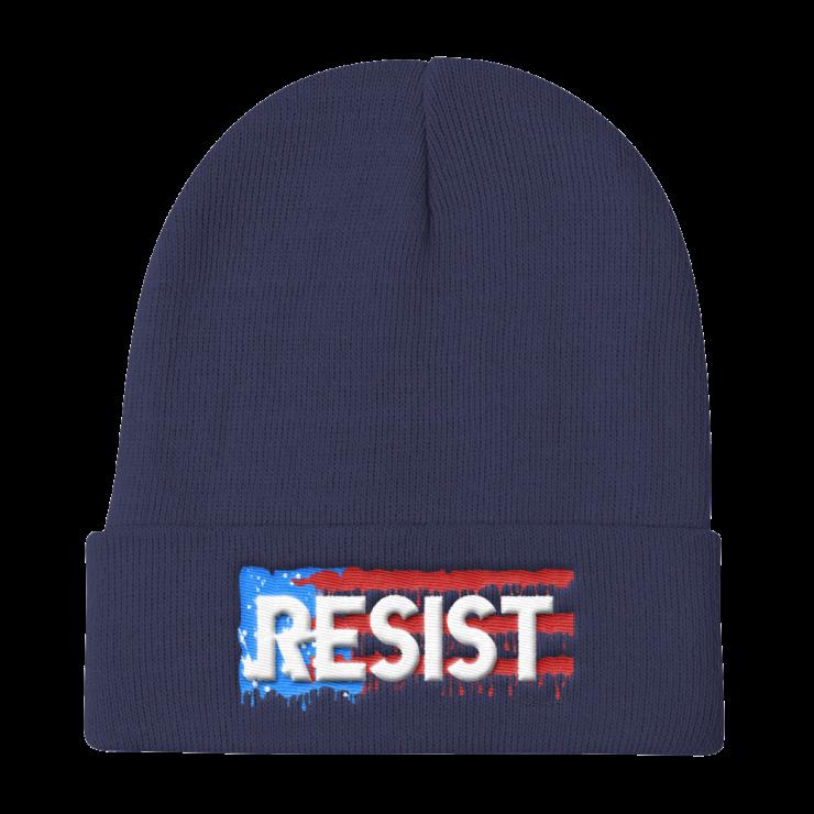 Resist- Beanie