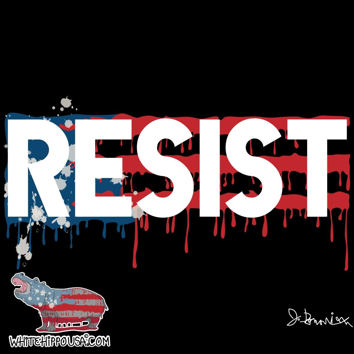 Resist Shirt-01